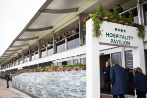 Arena Group services for Aintree Racing