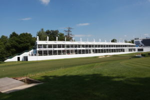Arena Group Temporary structure for BMW at the PGA