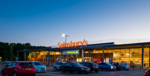 What is an omnichannel Supermarket? Sainsburies Ashford Omnichannel store, owned by Supermarket Income REIT